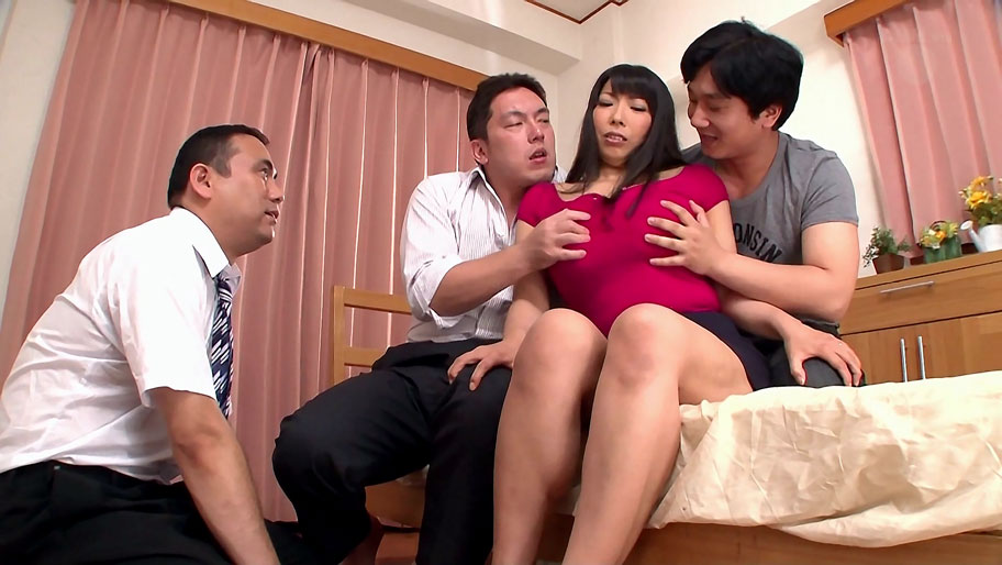 Japanese pornstar orgasm on black cock