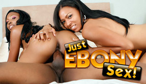 Just Ebony Sex