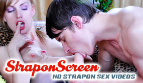 Strapon Screen