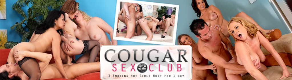 Useful message Cougar sex club