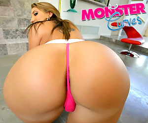 The monster curves ass