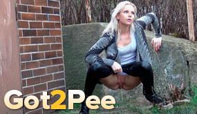 Got 2 Pee