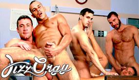 Jizz Orgy Channel