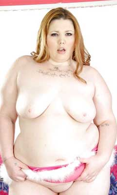 Incredible tits bbw