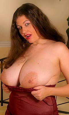 Tits Denise big