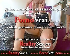 Milf from free european porn video does a nice handjob