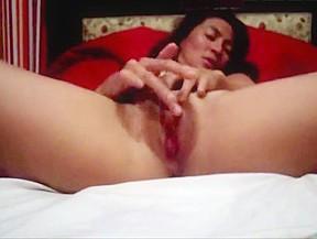 Milf nylons hair masturbation