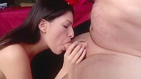 Clothed Handjob Horny Senior Bruce Catches Sight Of A Nice N