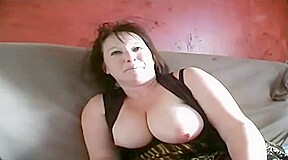 Mature fattie is anal and cunt fucked doggystyle