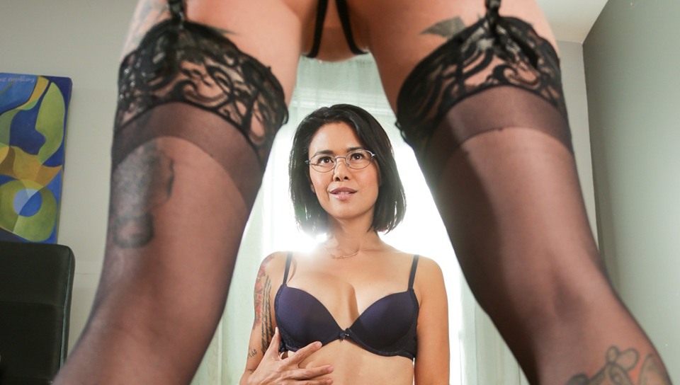 Kane stockings Kimberly