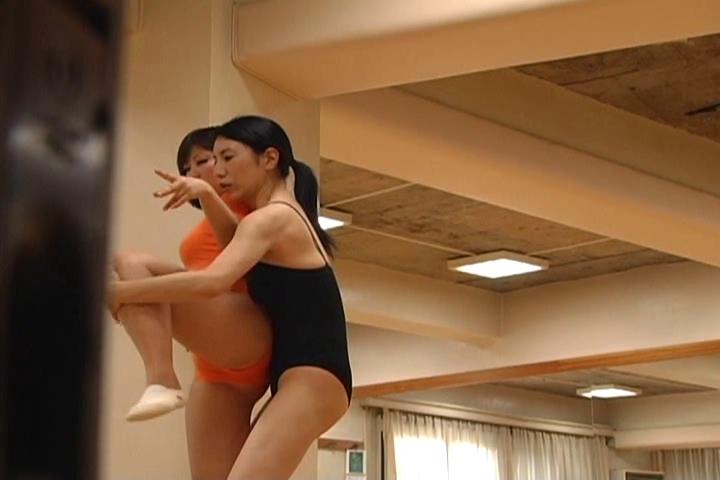 Asian ballerina sex