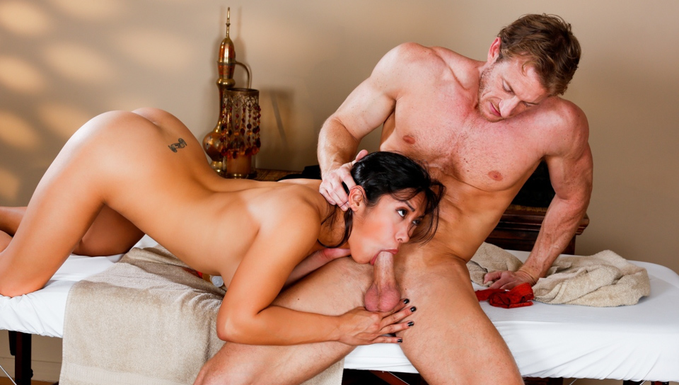 Aaliyah love tricked by her cuckold husband 3