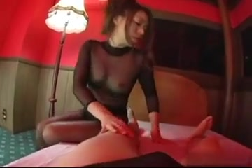 Systemic fishnet milf sex