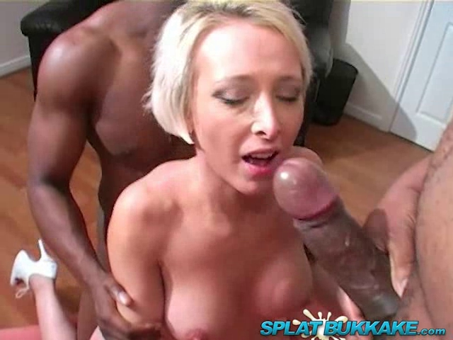 Blaclk chick white dick deepthroat compilation