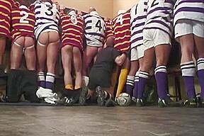 Triga rugby orgy dvd