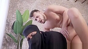 Thick Arab Wife Pleasing Her Husbands Cock