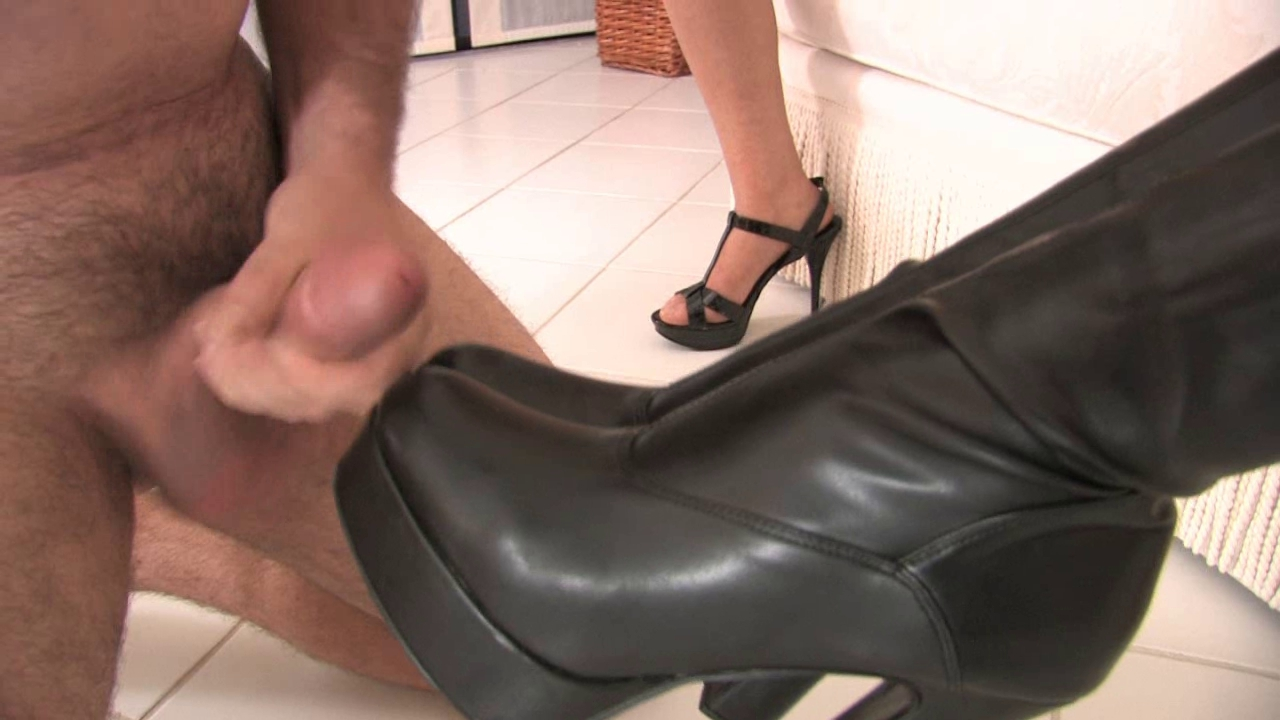 Cum in boots, jessica coolidge nude