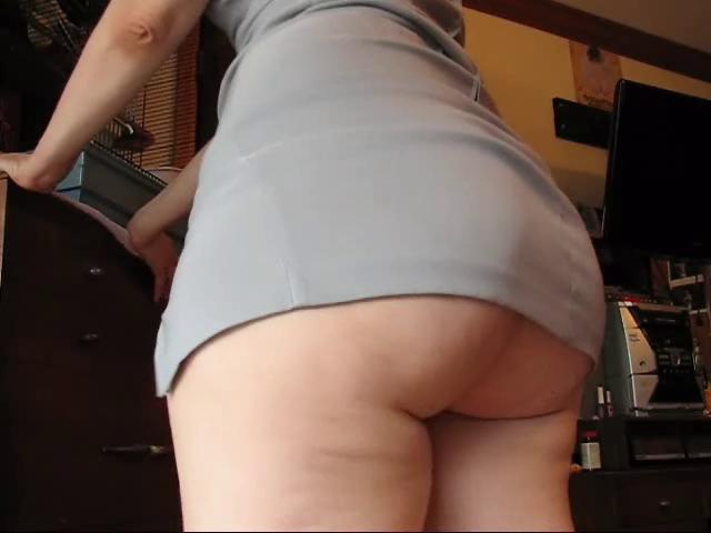 Big booty shaking bbw