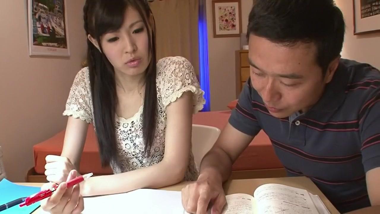 Gái xinh nứng lồn quyến rũ thầy gia sư Nozomi Koizumi