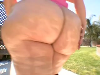 Milf with big ass fucked hard