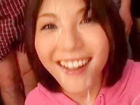 Watch8x risa murakami bukkake