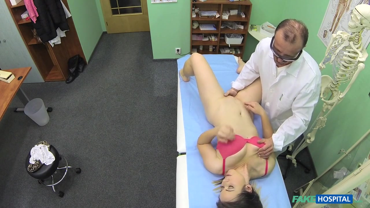 Fake doctor sex video