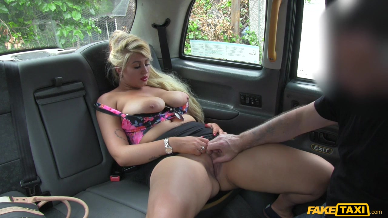 Fake Taxi With Big Boobs