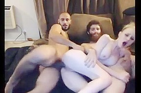 Worlds biggest gangbang creampie