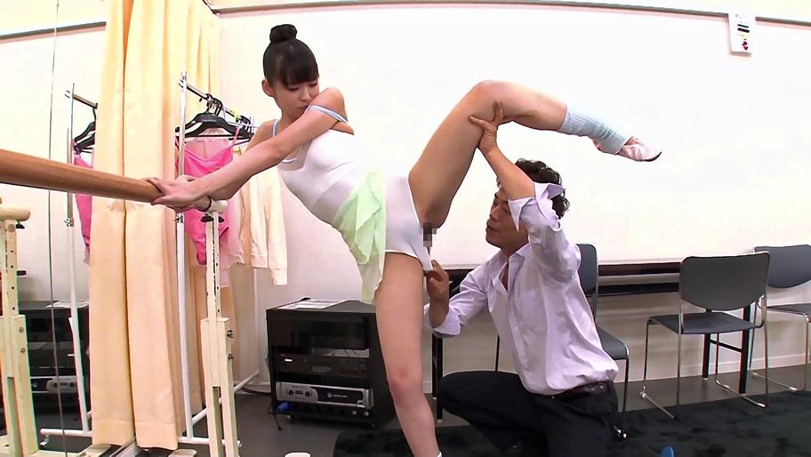 порнофильм про азиатскую балерину
