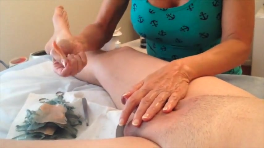 Male Brazilian Wax Porn
