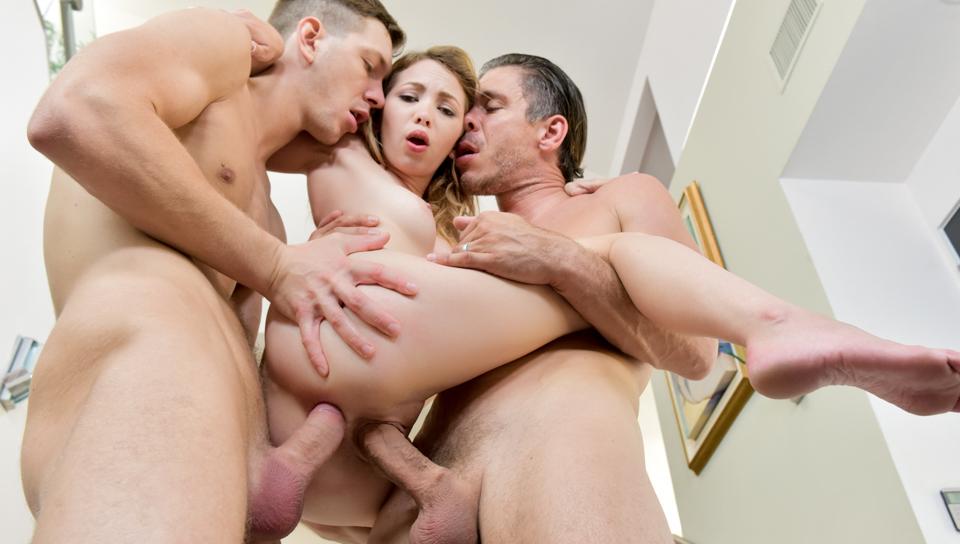 image Tiffany kingston amp ava koxxx steamy threesome