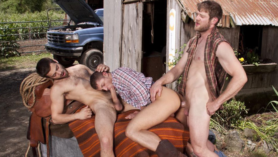 Colby keller tommy defendi fucks