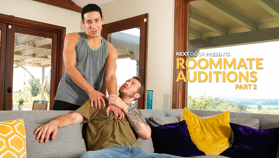 gay orlando roommate