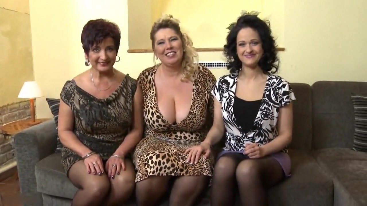 Mature fuck group