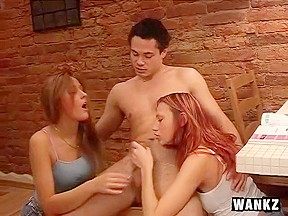 Redheaded Roommates Work Guys Cock