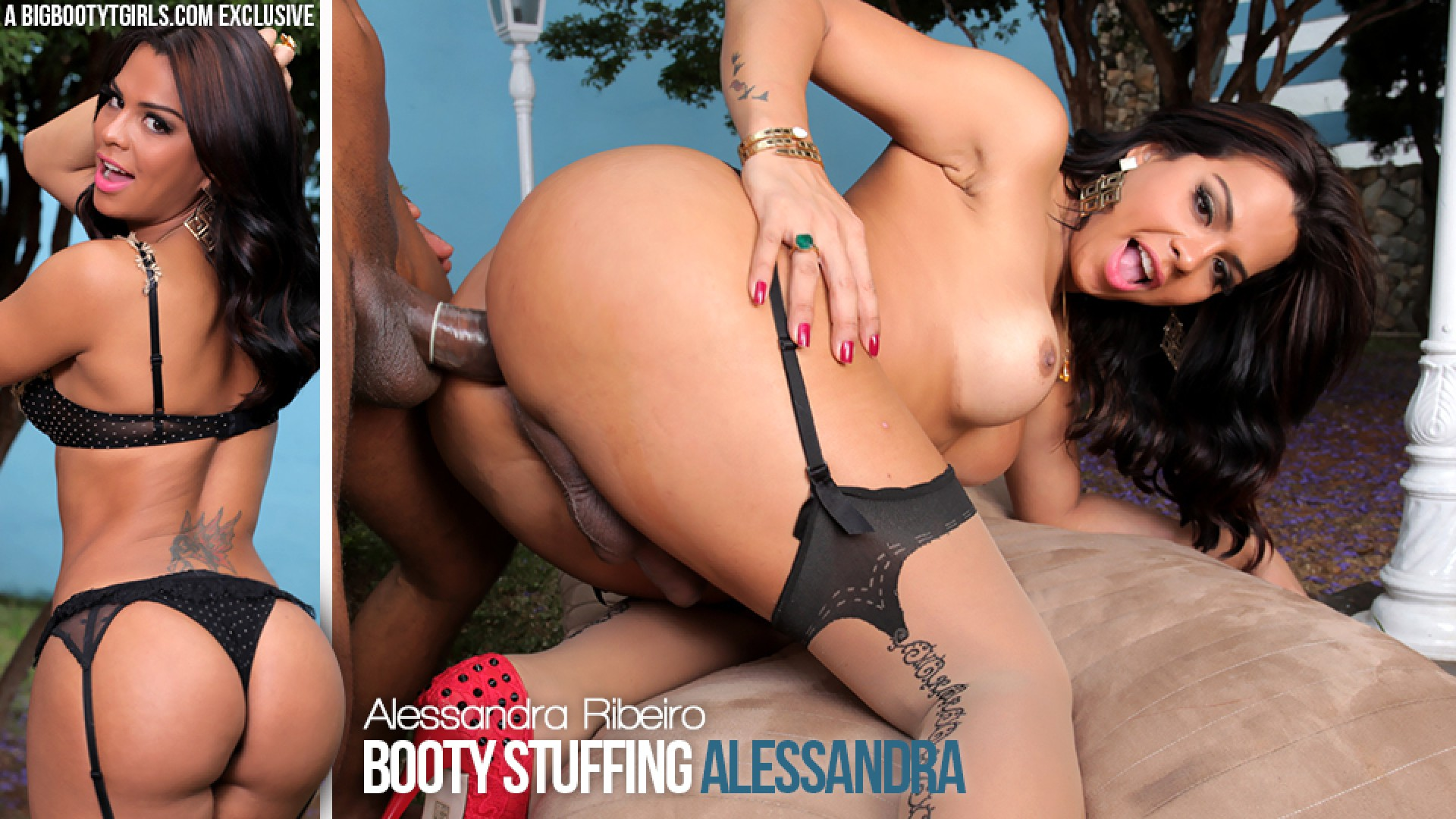 Alessandra Ribeiro Ass Fuking