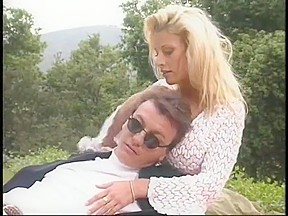 Big tits on dark haired pornstar