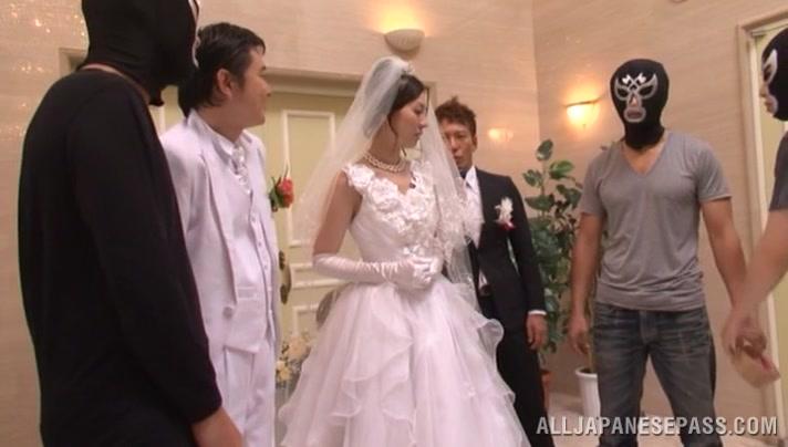 Japanese Wedding Porn