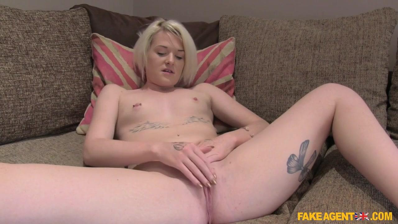 Fakeagentuk scottish minx shows big tits 2