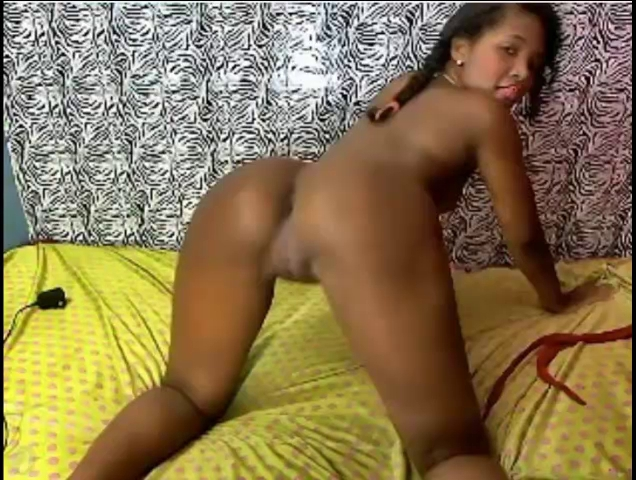 Skinned black sex dark girl