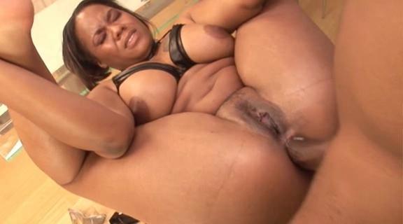 Anal black girl