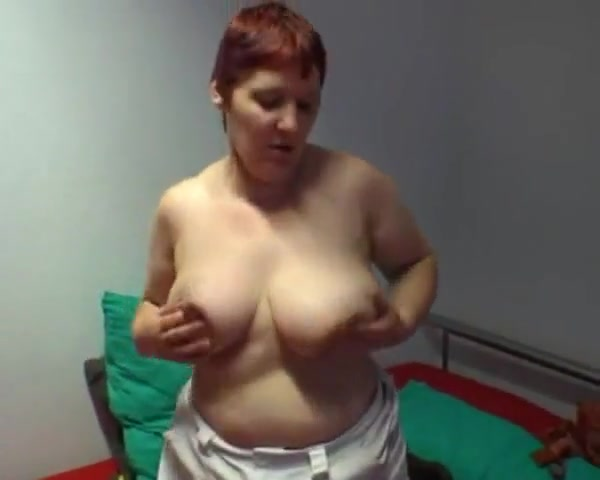 Belle reife solo saggy tits