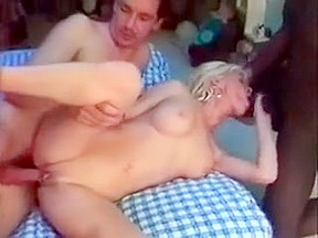 Romantic sex with wife
