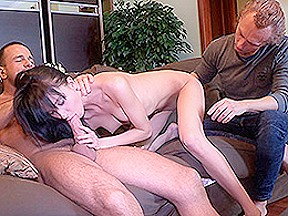 Amateur wife pain first