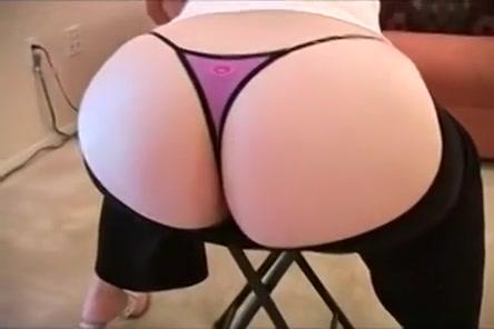 doll in panties has sex