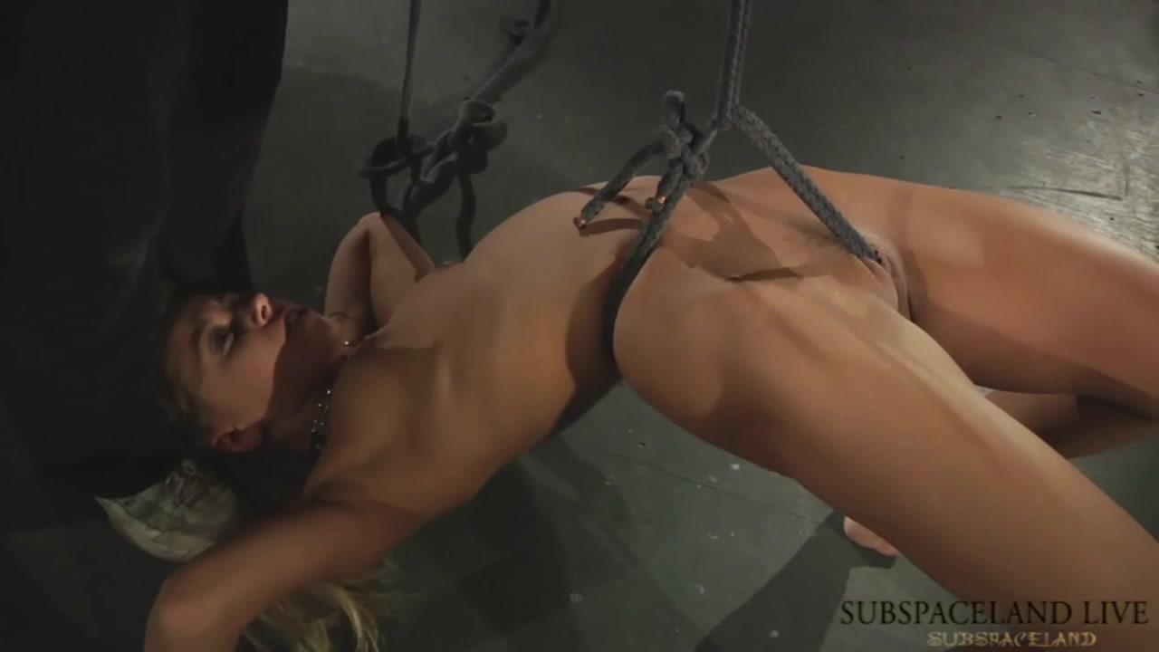 Rough Kinky Bondage Threesome 'rough threesome bondage'