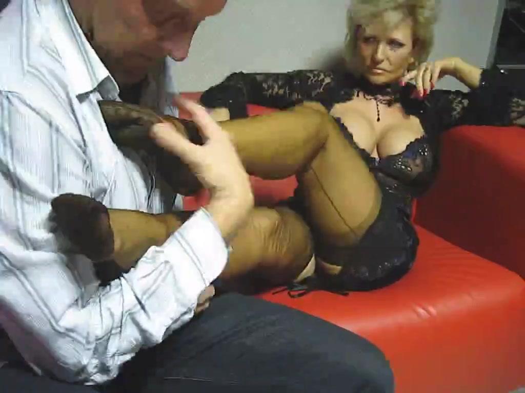 granny has perfect stockings for fetish | txxx
