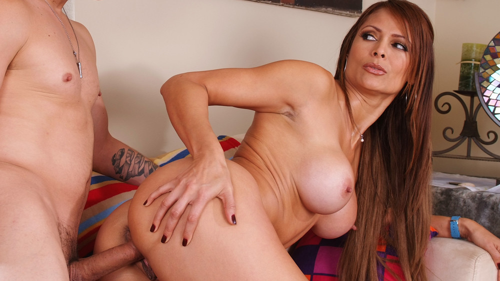 Monique fuentes first anal