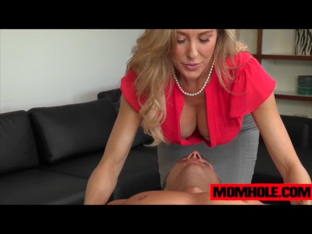 Milf dick massage