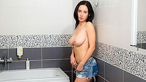 Small tits lesbian movies